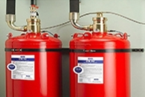 FM-200 Fire Suppression System