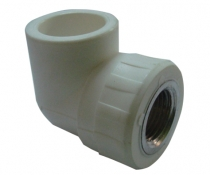Thread Elbow Female 90